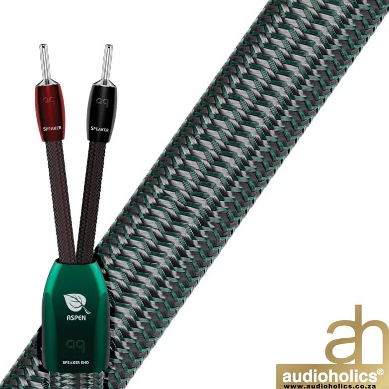 Audioquest Aspen Banana Pre Terminated Speaker Cable