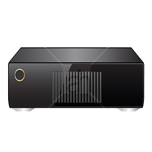 2 CHANNEL STEREO AMP