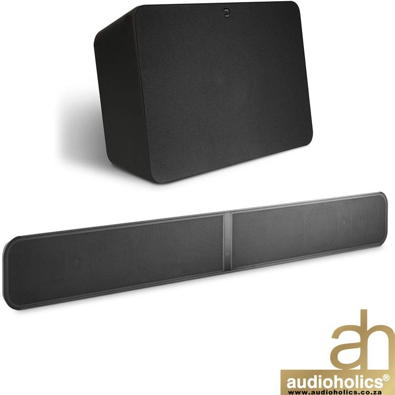 Bluesound 2i Soundbar With Wireless Subwoofer