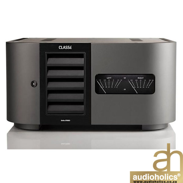 Classe Delta Stereo Power Amplifier 2x250w
