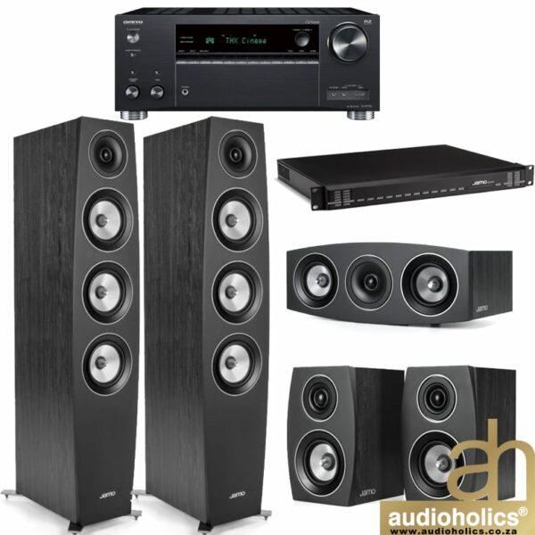 Jamo C97 Ii Hcs 5.0 Home Theatre System with Free Jda-500