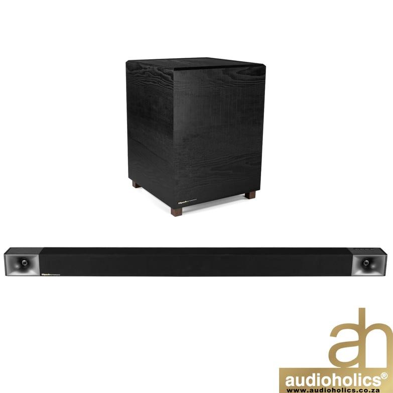 Klipsch Bar 48 Soundbar And Wireless Subwoofer