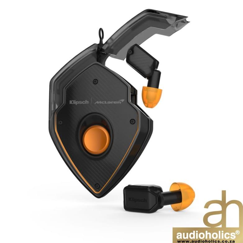 Klipsch X Mclaren T10 True Wireless Smart