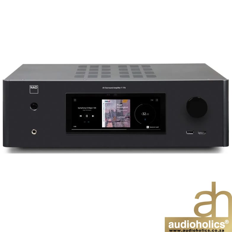 Nad T778 9 Channel Av Receiver