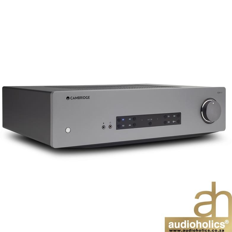 Cambridge Audio CXA61 Intergrated Amplifier 2x60w