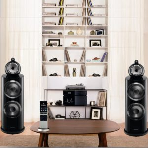 Hi-Fi Speakers & Systems