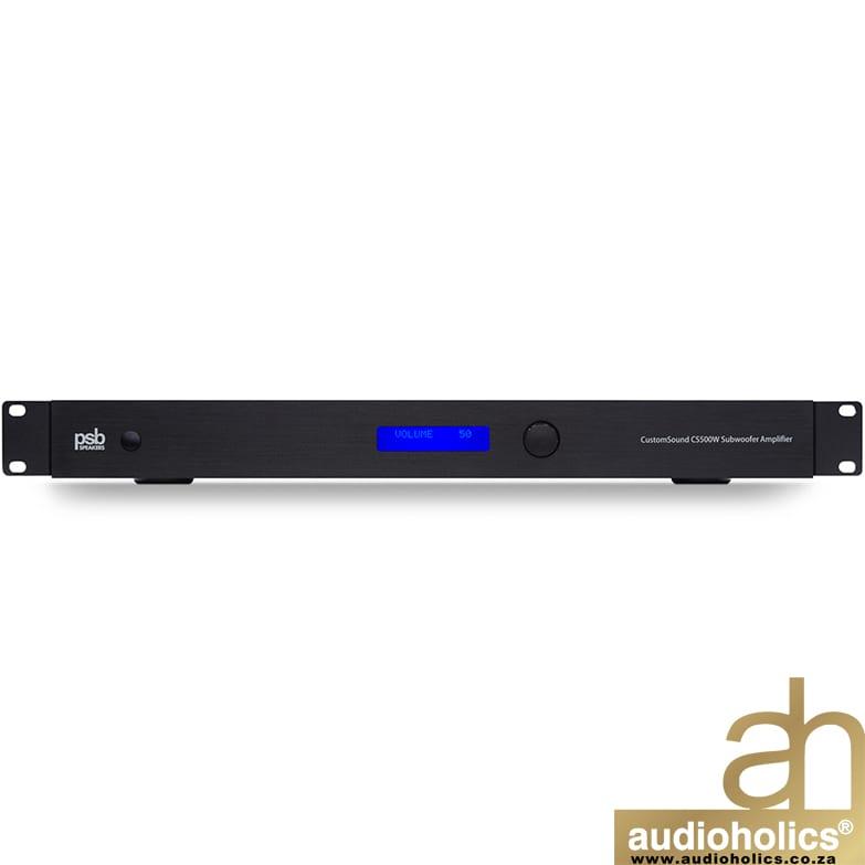Psb Cs 500w Digital Subwoofer Amplifier