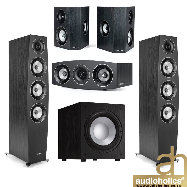 Jamo C 97 Ii Hcs 5.1 Home Theatre Speakers