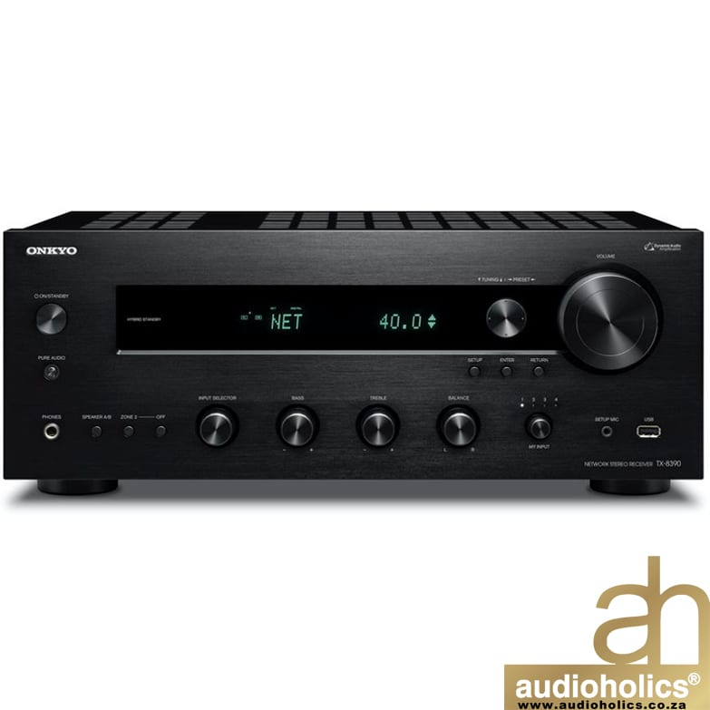 Onkyo Tx-8390 Network Stereo Receiver With Hdmi