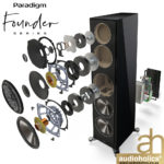 Paradigm-Logo-founder-120h-front3qtr-exploded-piano-black