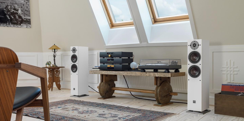 oberon 5 white stereo